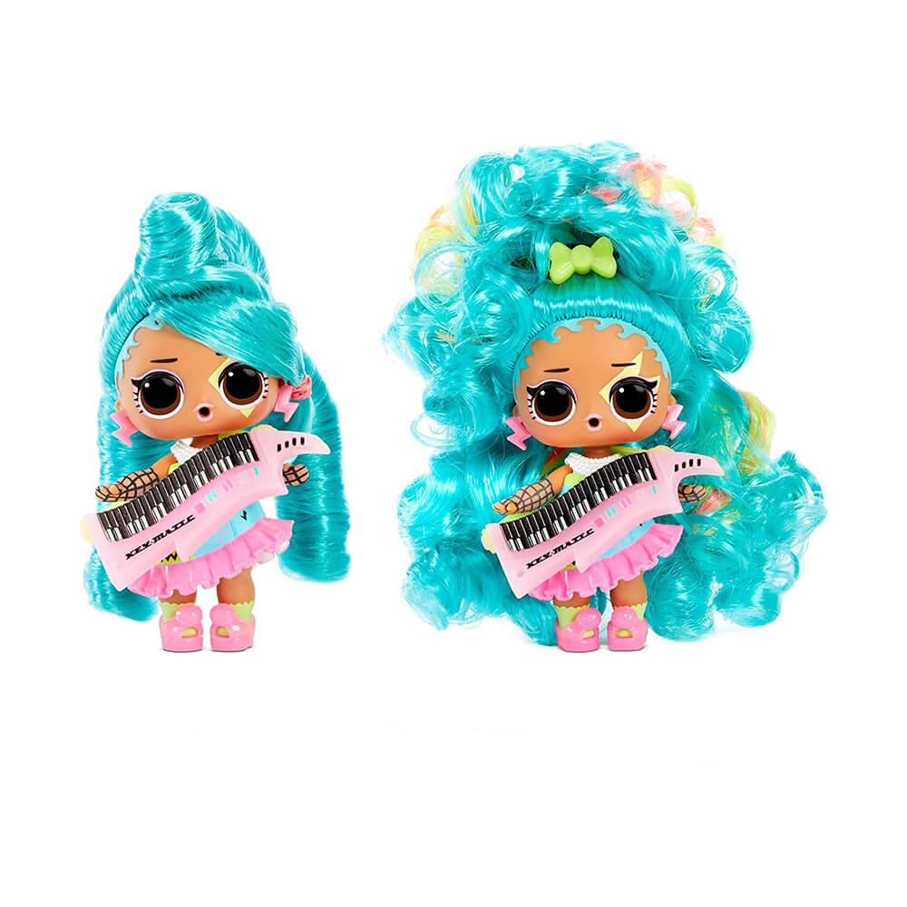 Кукла LOL Surprise REMIX Hair Flip - ЛОЛ ХеирФлип серия Ремикс - 2